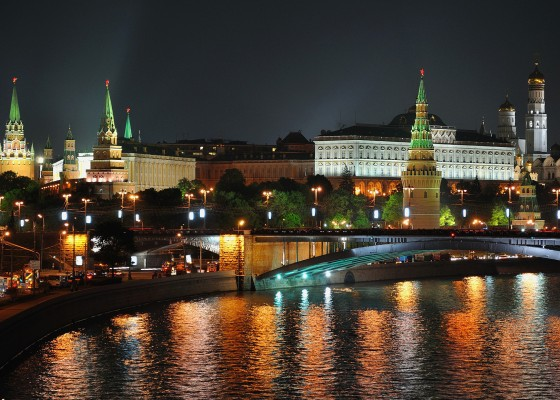 Moscow night tour BY CAR