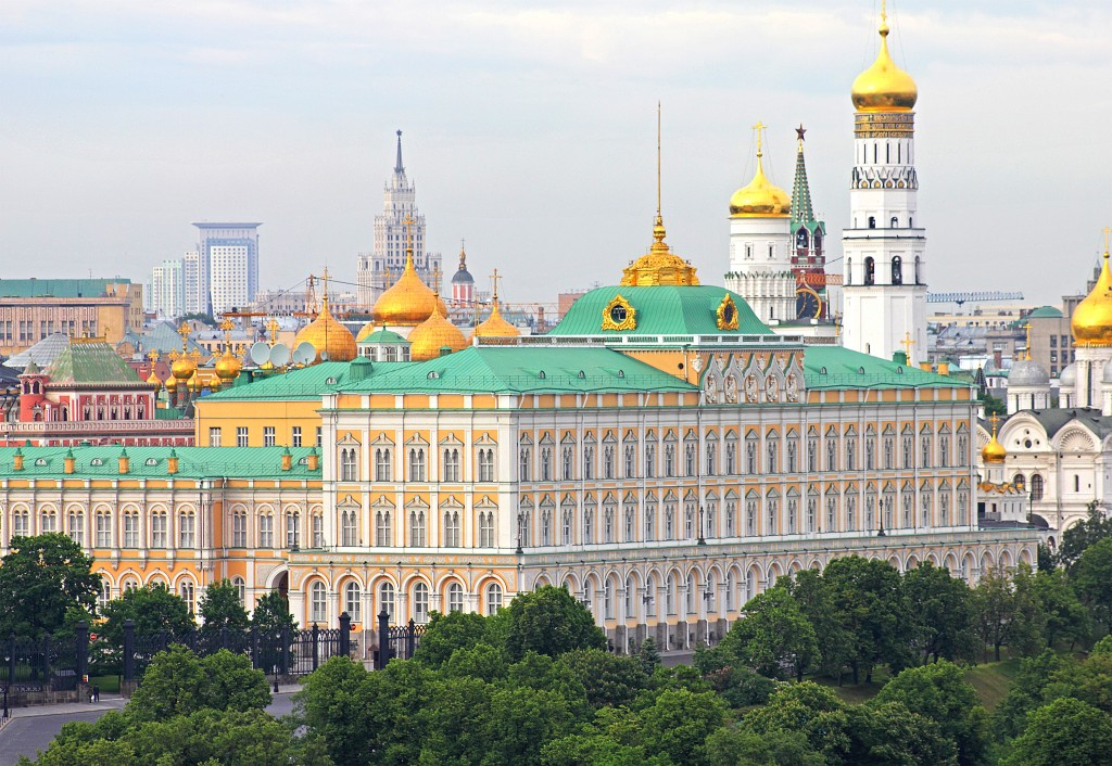 The Big Kremlin Palace