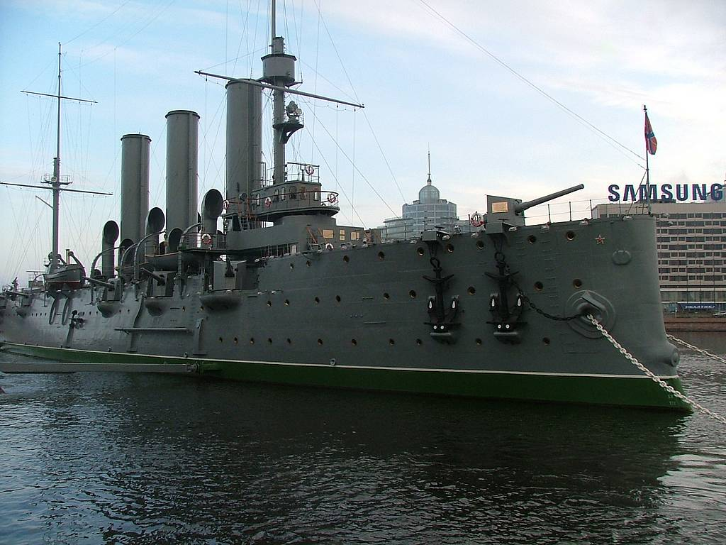 Saint-Petersburg-battle-ship-cruiser-Aurora