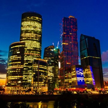 Moscow – What to see at night?