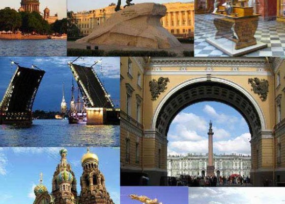 St. Petersburg: package 3 day tour